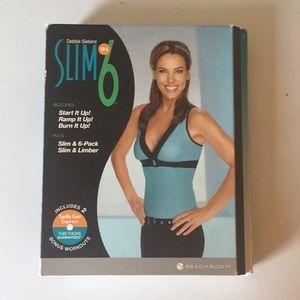 Beach Body Debbie Sieber's Slim in 6 Program